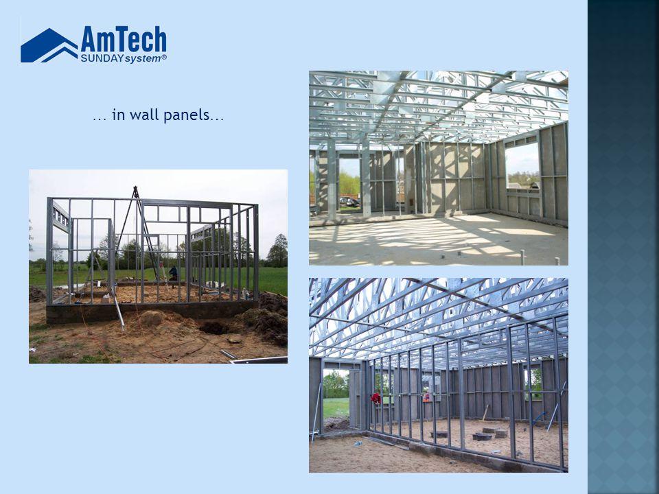 www.amtech.com.pl Green technology at work: Housing estate in Munina Development, Poland