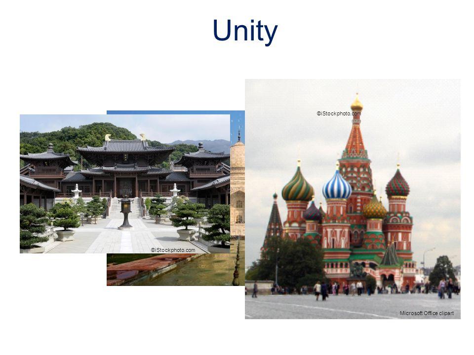 Microsoft Office clipart ©iStockphoto.com Unity