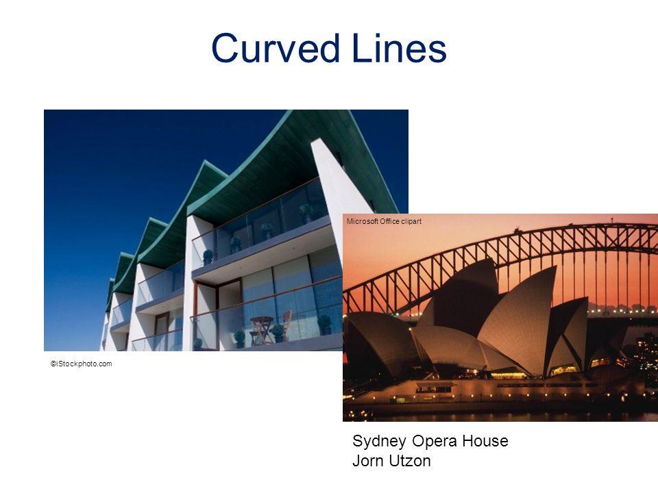 Curved Lines ©iStockphoto.com Microsoft Office clipart Sydney Opera House Jorn Utzon