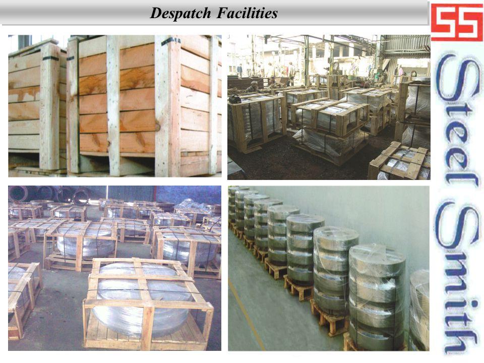 Despatch Facilities