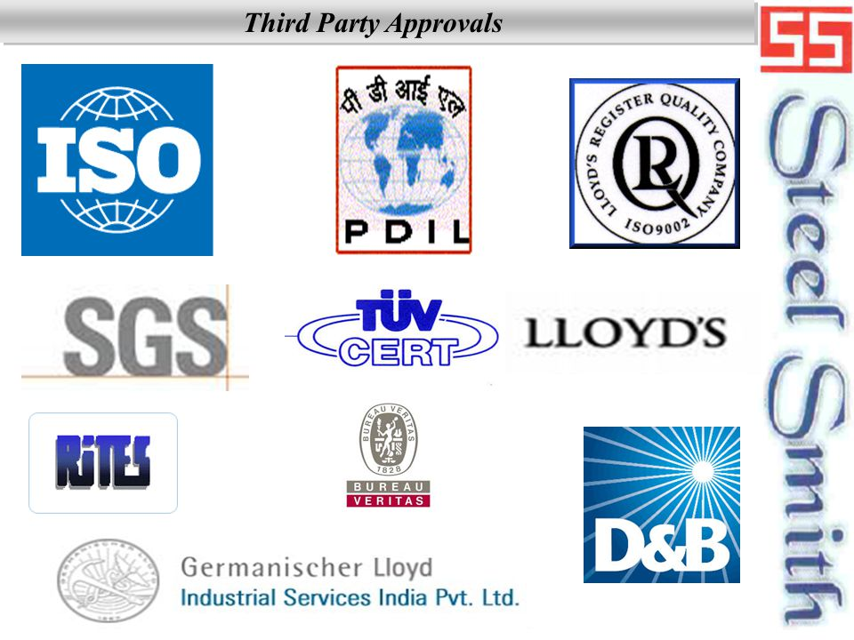 Third Party Approvals