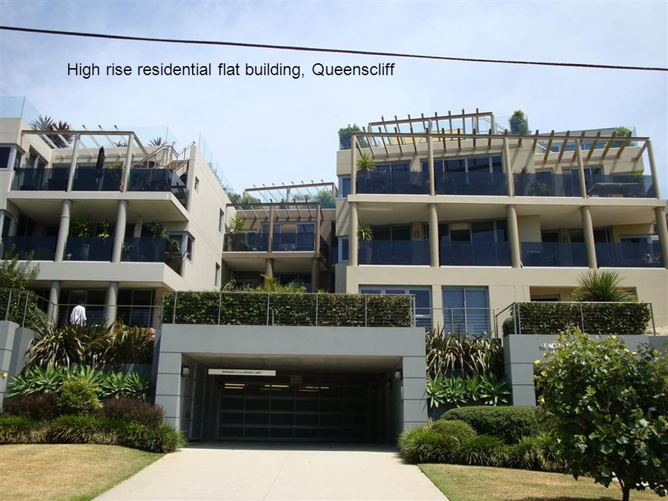 High rise residential flat building, Queenscliff