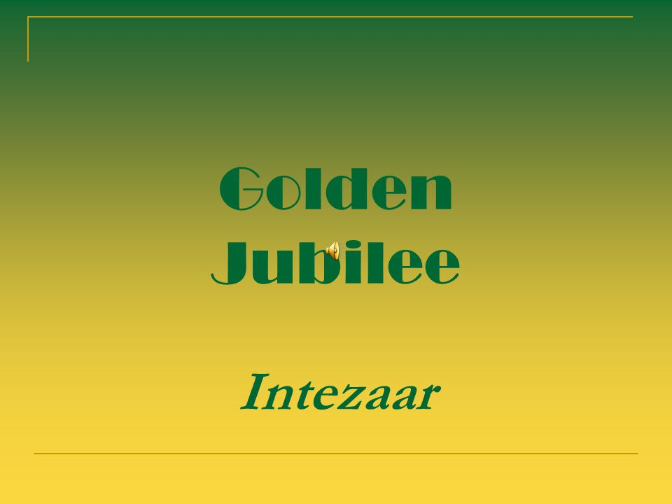 Golden Jubilee Intezaar
