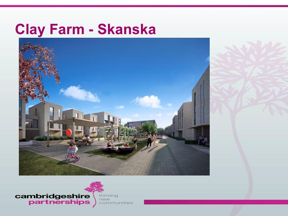 Clay Farm - Skanska