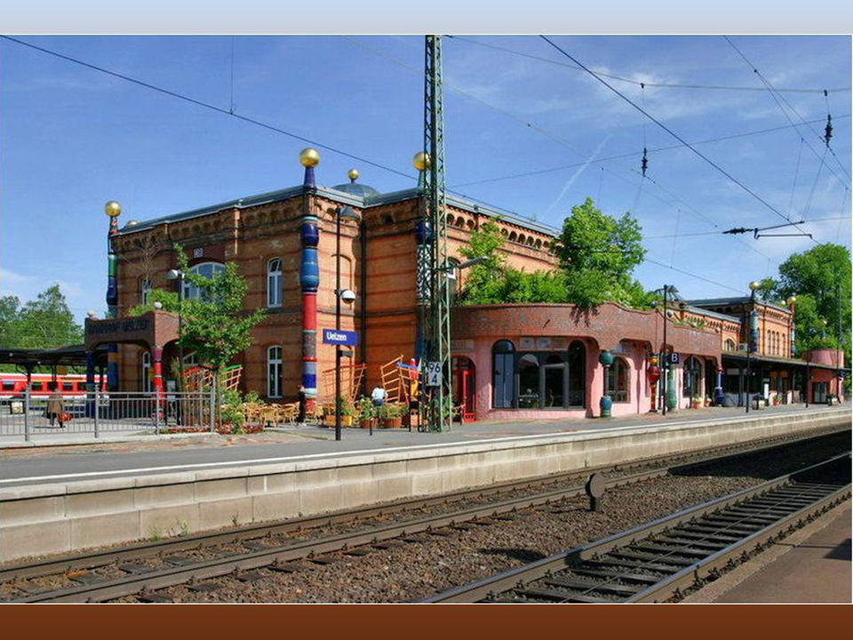 Uelzen Railway Station, Germany