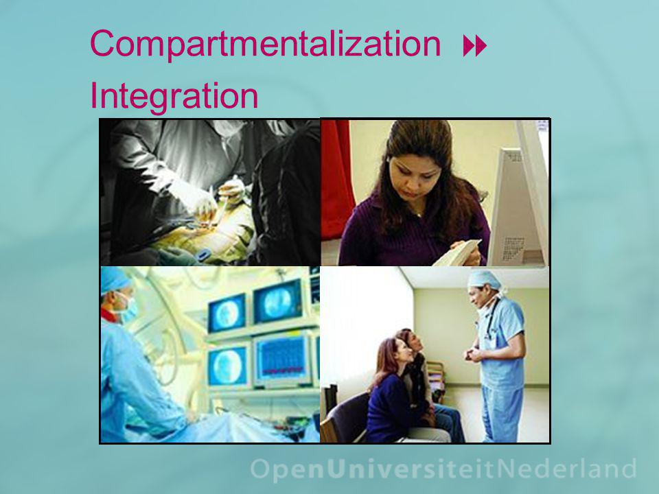 Compartmentalization What kind of surgeon do you prefer.