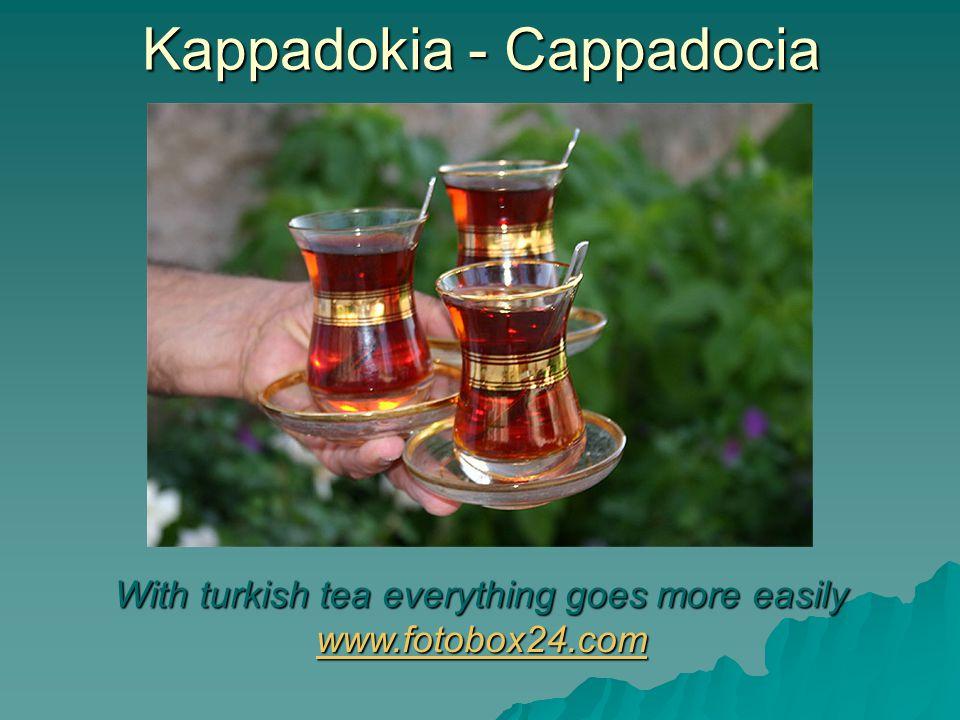 Kappadokia - Cappadocia Flying over Anatolia in Turkey www.fotobox24.com