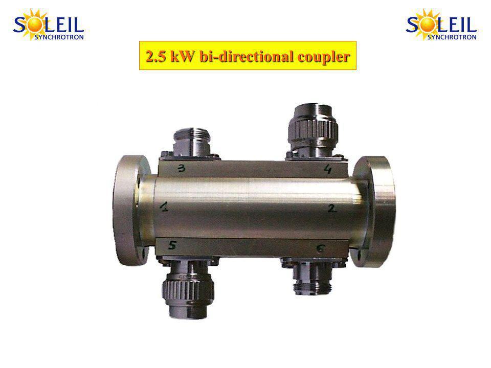 Storage ring 190 kW RF amplifier