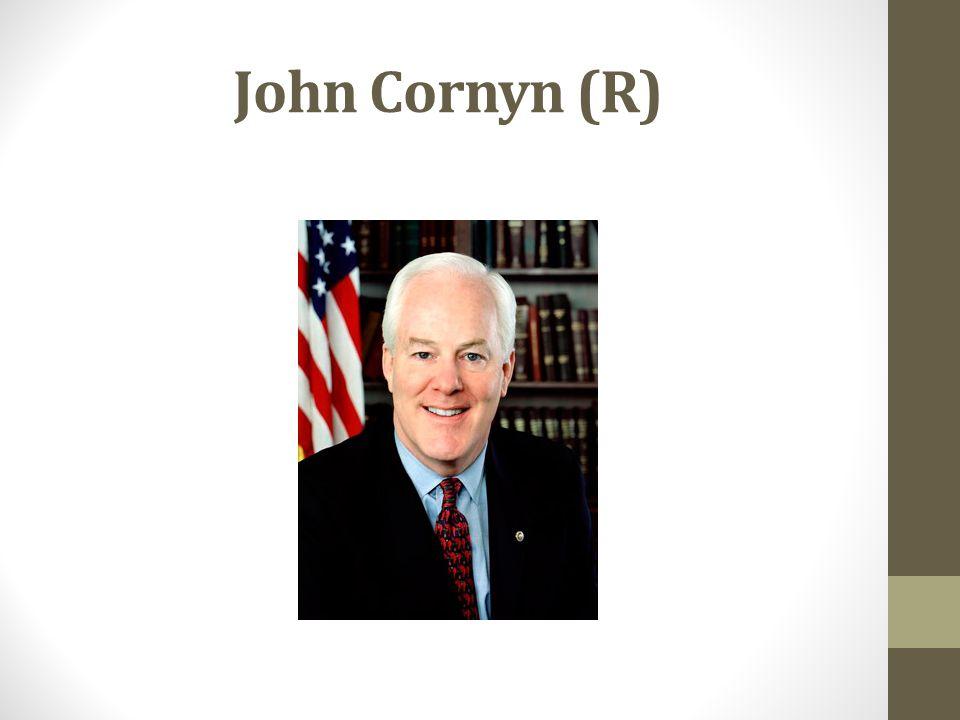 John Cornyn (R)
