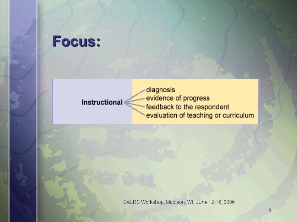 8 Focus: