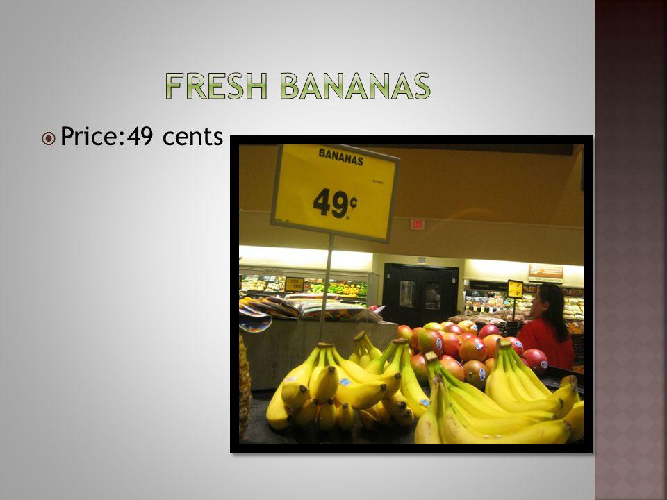 Price:49 cents