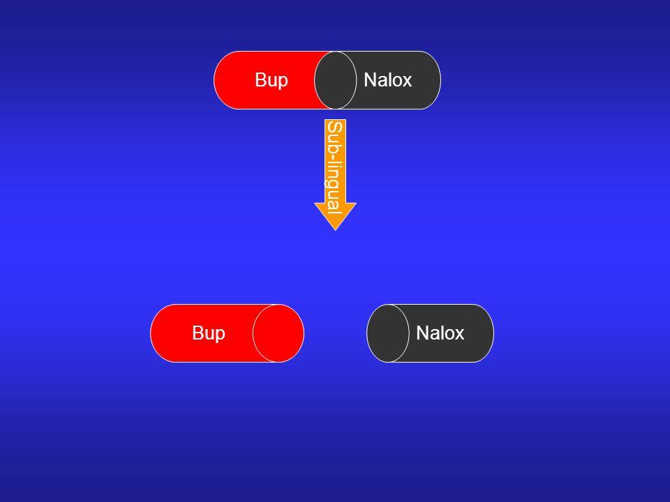 BupNalox Sub-lingual BupNalox