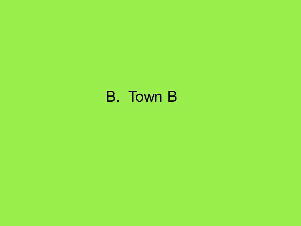 B. Town B
