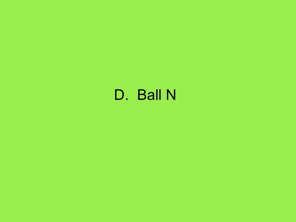 D. Ball N