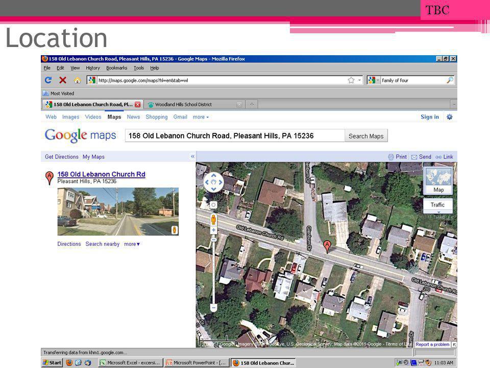 Location TBC