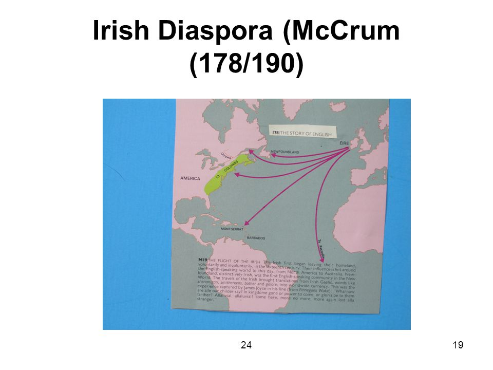 2419 Irish Diaspora (McCrum (178/190)