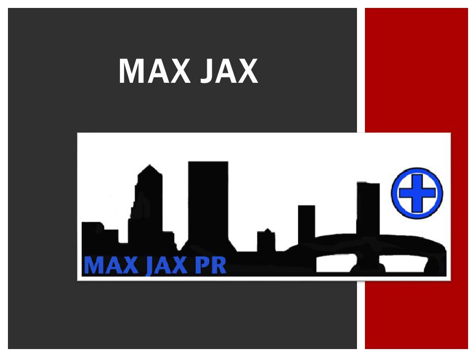 MAX JAX