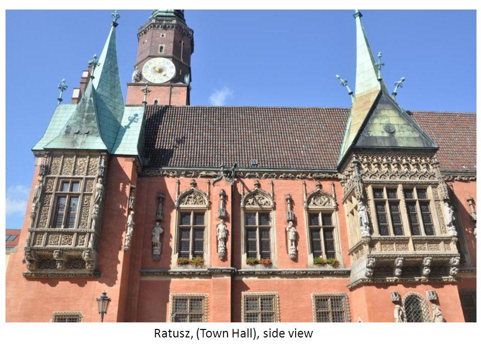The Rynek, Wroclaw
