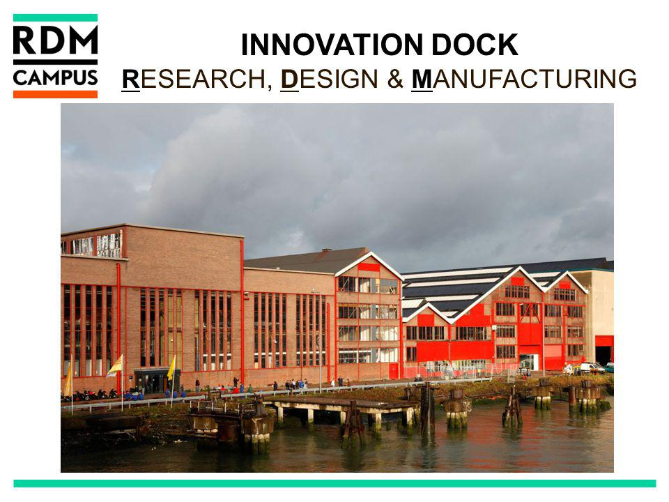 INNOVATION DOCK RESEARCH, DESIGN & MANUFACTURING