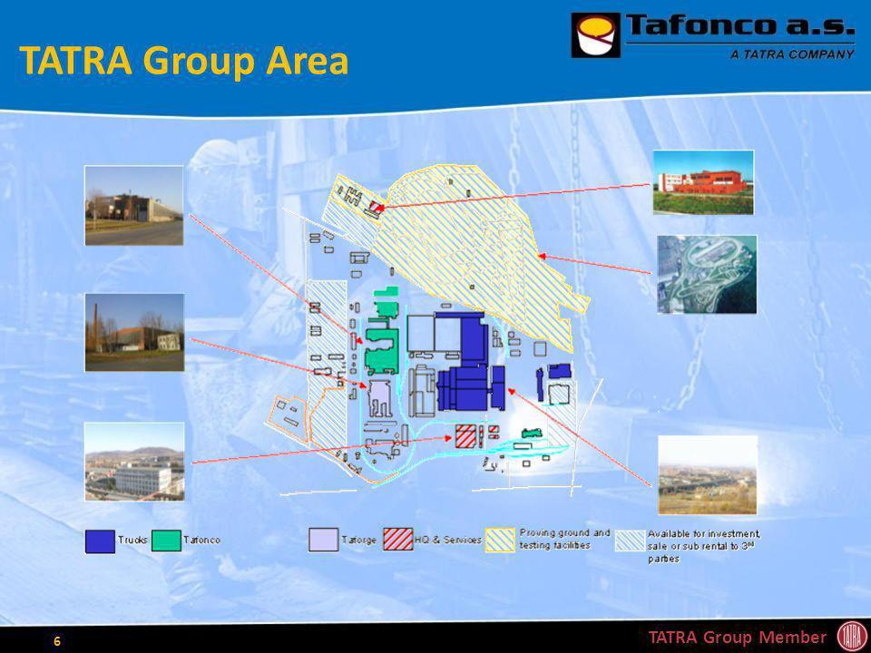TATRA Group Area TATRA Group Member 6