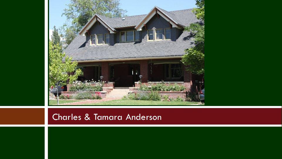Charles & Tamara Anderson