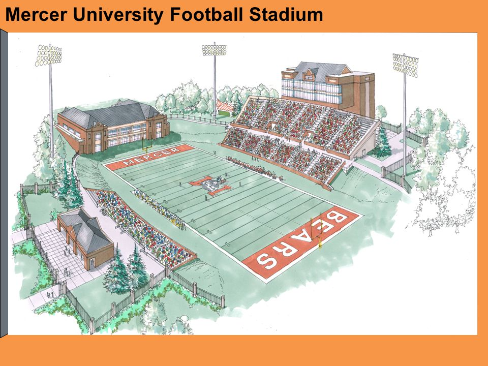 Mercer University Football Stadium