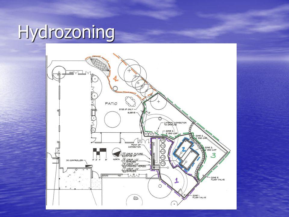 Hydrozoning