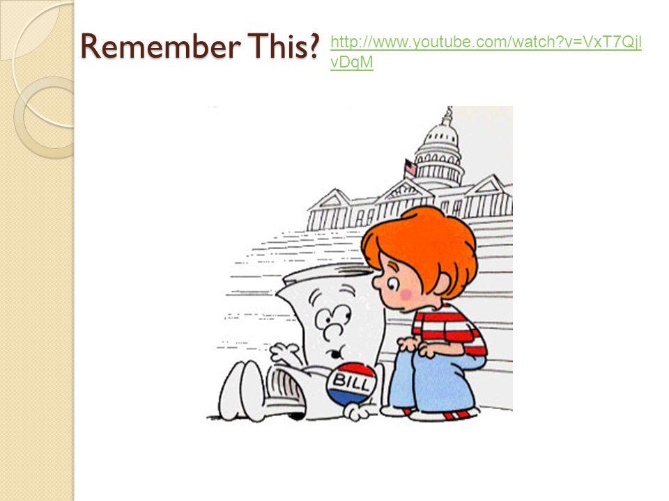 Remember This? http://www.youtube.com/watch?v=VxT7Qjl vDqM
