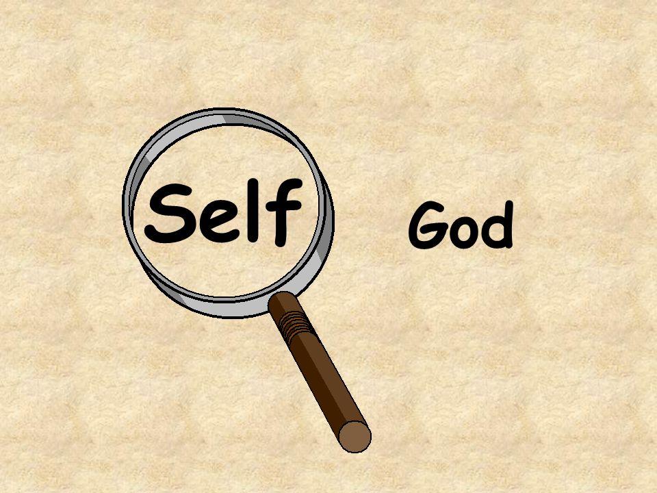 Self God