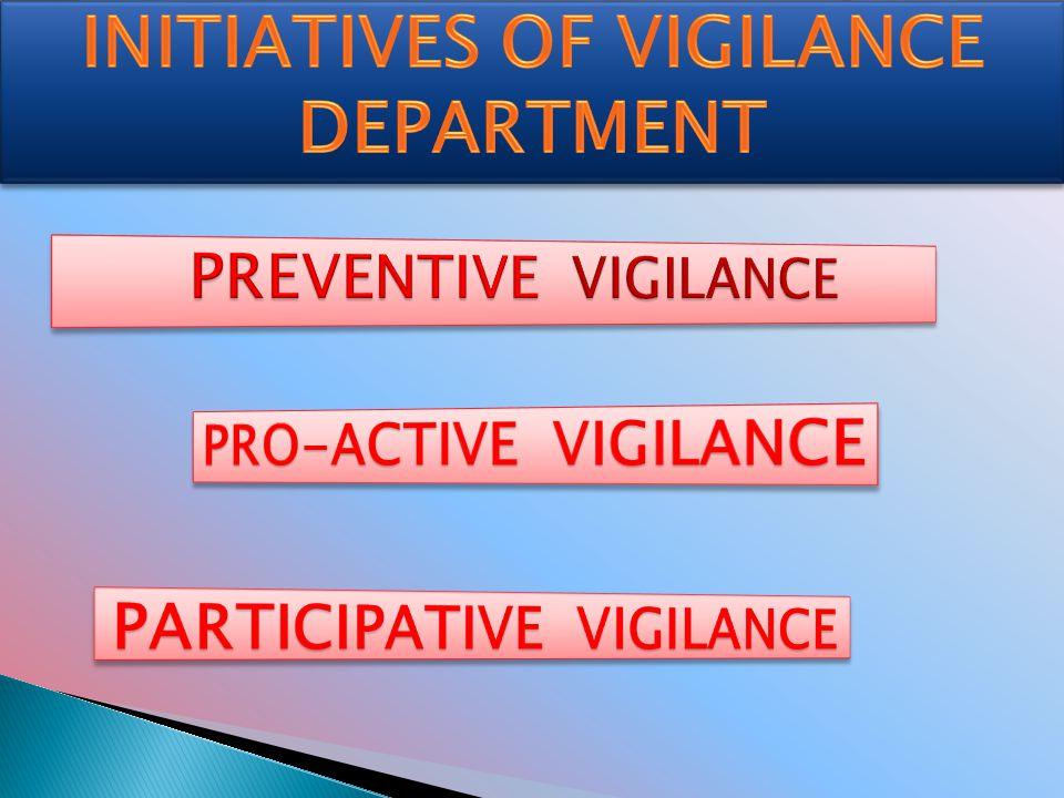 CHIEF VIGILANCE OFFICER SHRI P.RAMJEE, IPS (RJ : 98) CHIEF VIGILANCE OFFICER SHRI P.RAMJEE, IPS (RJ : 98) TEAM VIGILANCE DY.