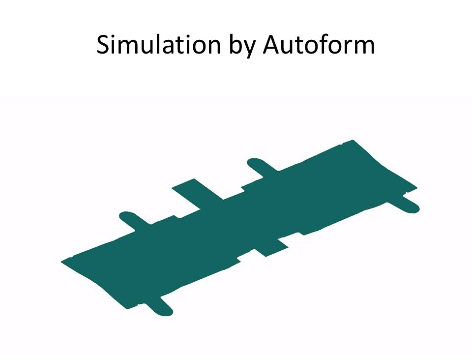 Part Formability Simulation