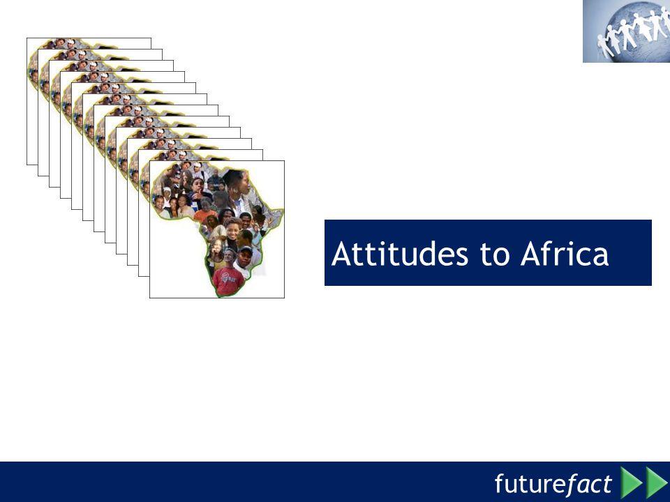 future fact Attitudes to Africa