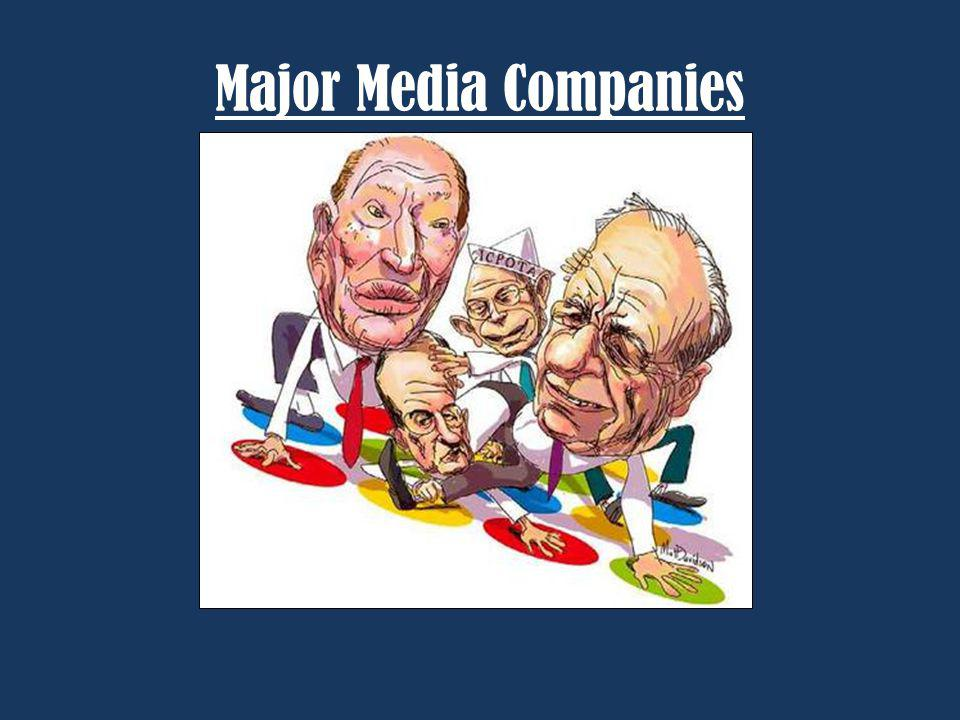 Major Media Companies