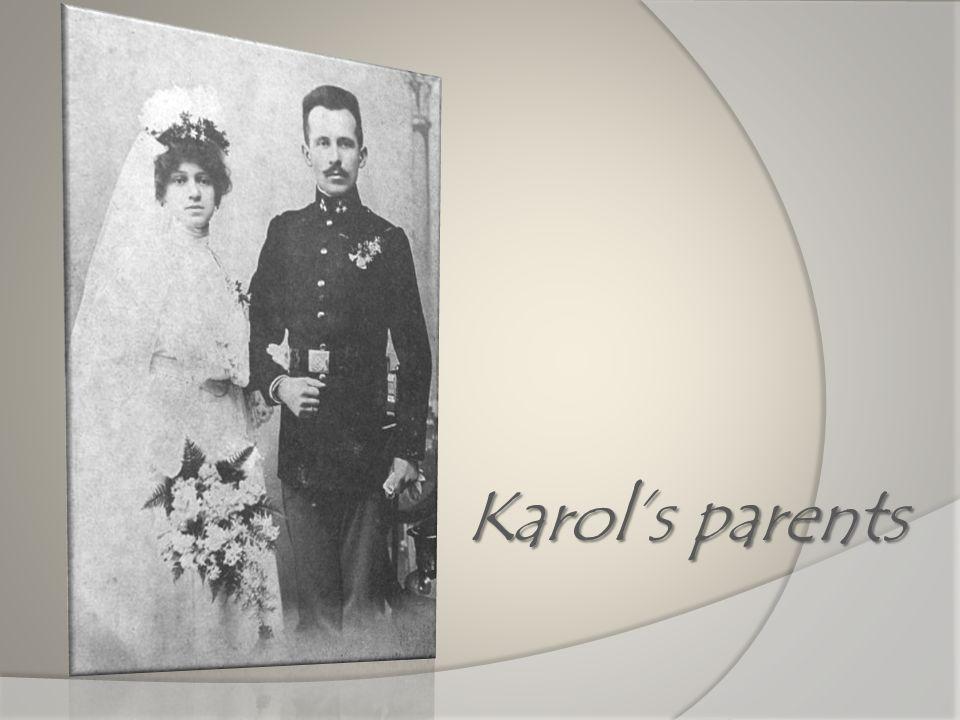 Karols parents