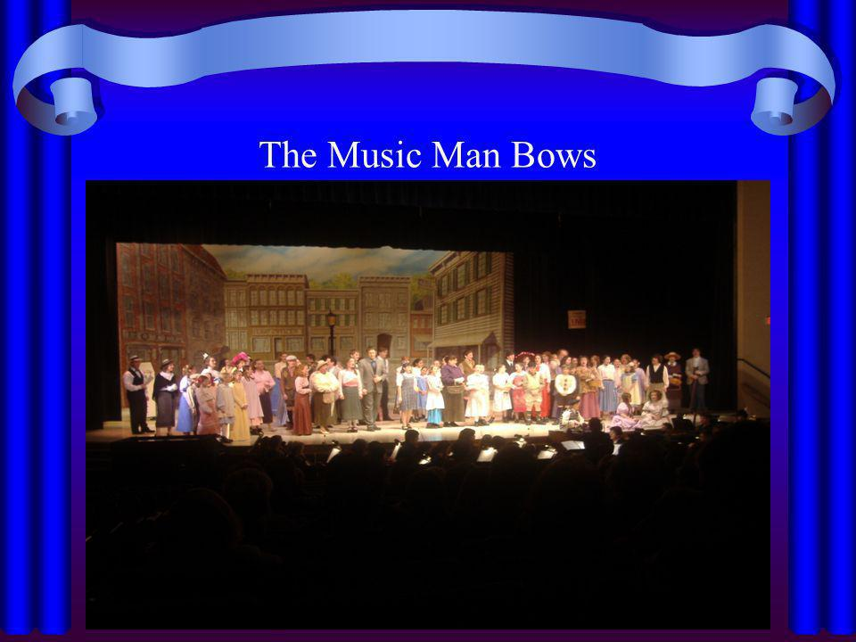 The Music Man Bows