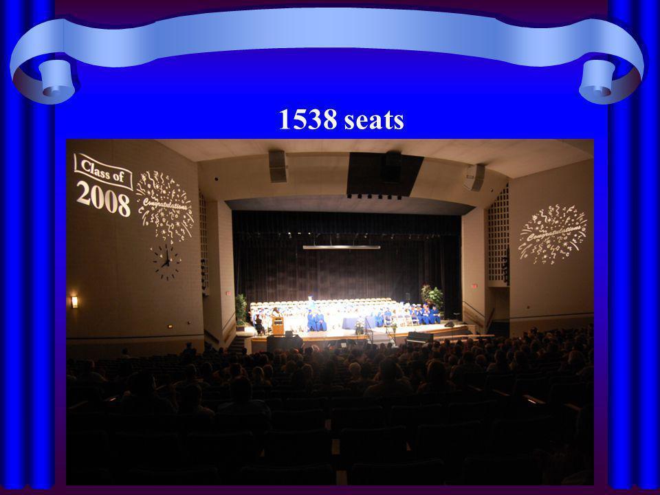 1538 seats