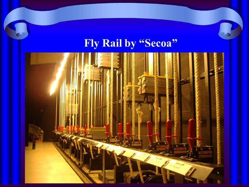 Fly Rail by Secoa