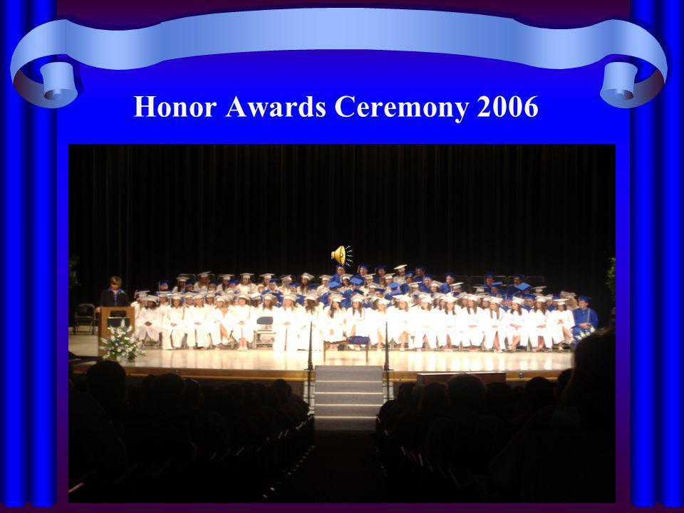 Honor Awards Ceremony 2006