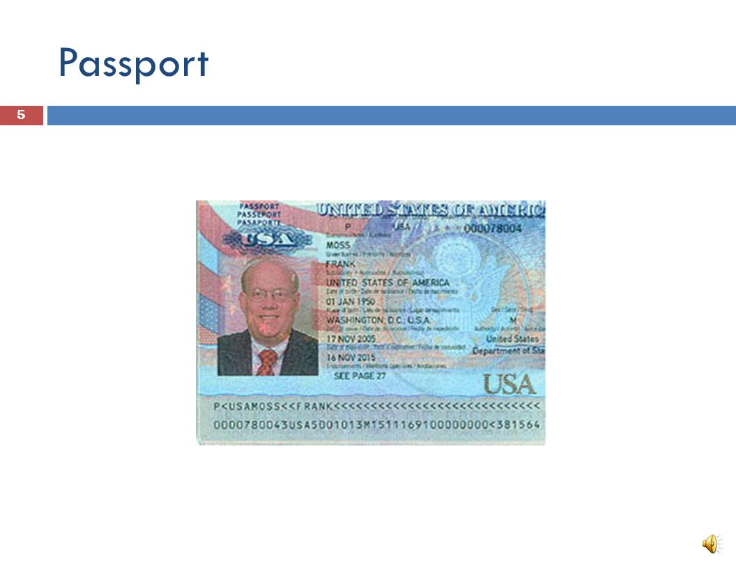 Documents Required for Registration Passport Visa Stamp (in Passport) I-94 card (white card in passport) I-20 (F-1 students) DS-2019 (J-1 students) 4