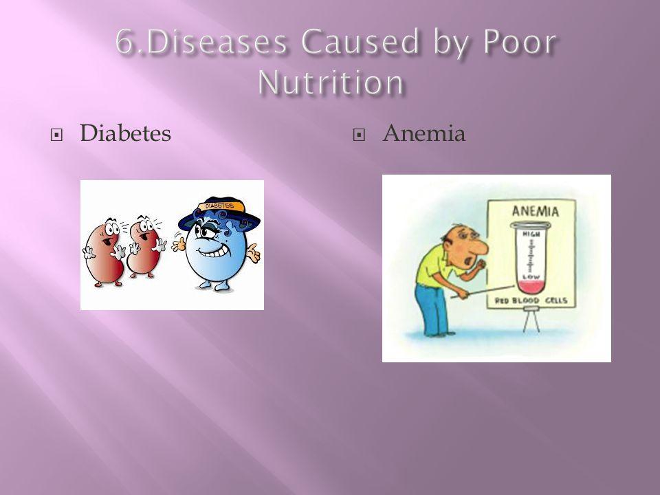 Diabetes Anemia