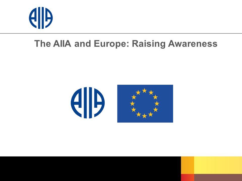 The AIIA and Europe: Raising Awareness