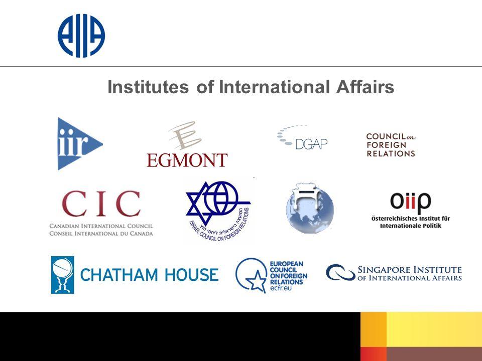 Institutes of International Affairs