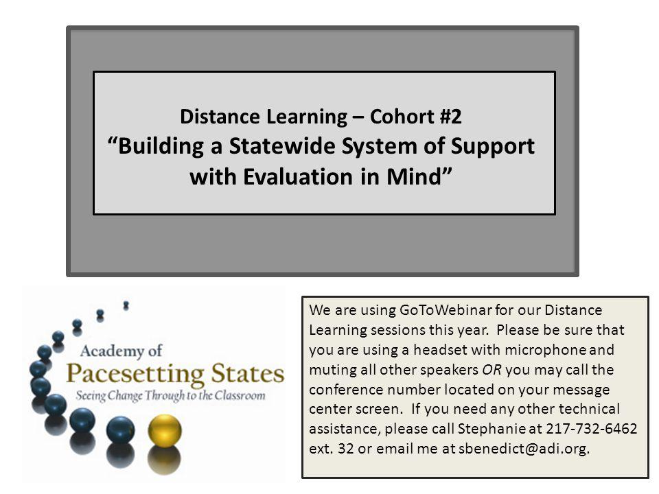We are using GoToWebinar for our Distance Learning sessions this year.