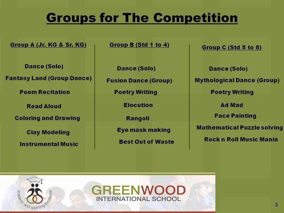 Dance Group Dance : No.