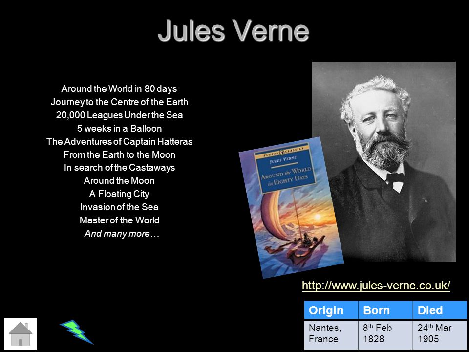 Jules Verne Around the World in 80 days Journey to the Centre of the Earth 20,000 Leagues Under the Sea 5 weeks in a Balloon The Adventures of Captain