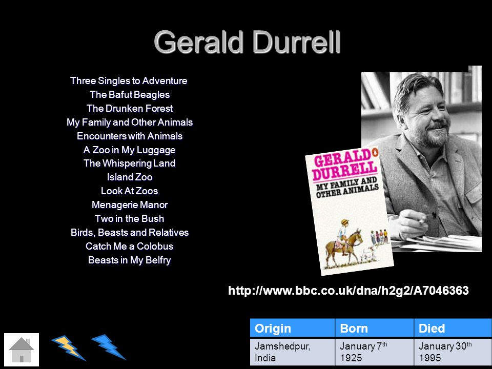 Gerald Durrell Three Singles to Adventure Three Singles to Adventure The Bafut Beagles The Drunken Forest My Family and Other Animals Encounters with