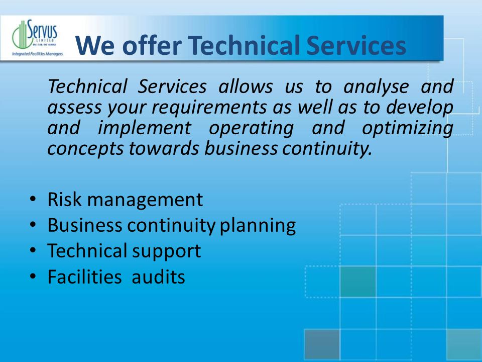 We offer Soft FM Services Soft FM Services support the Hard and Technical Services.