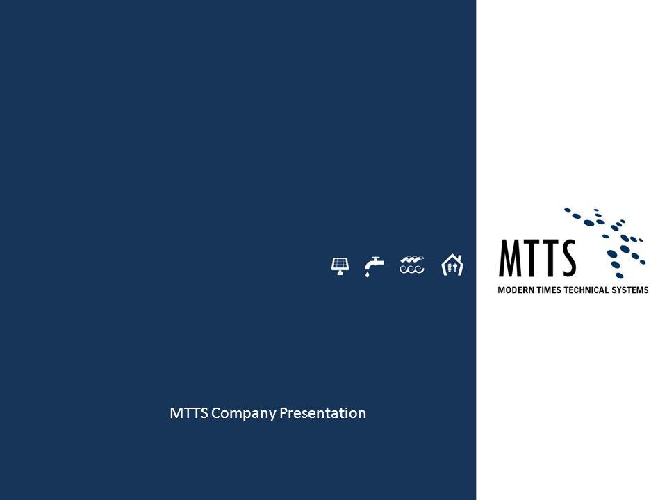 MTTS Company Presentation