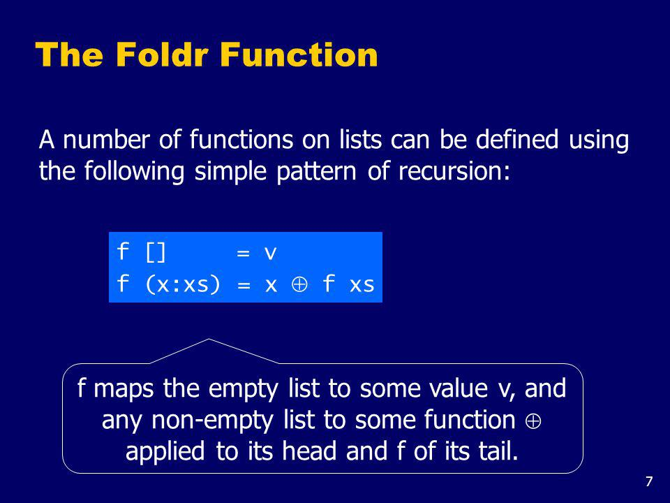 18 Other Library Functions The library function (.) returns the composition of two functions as a single function.