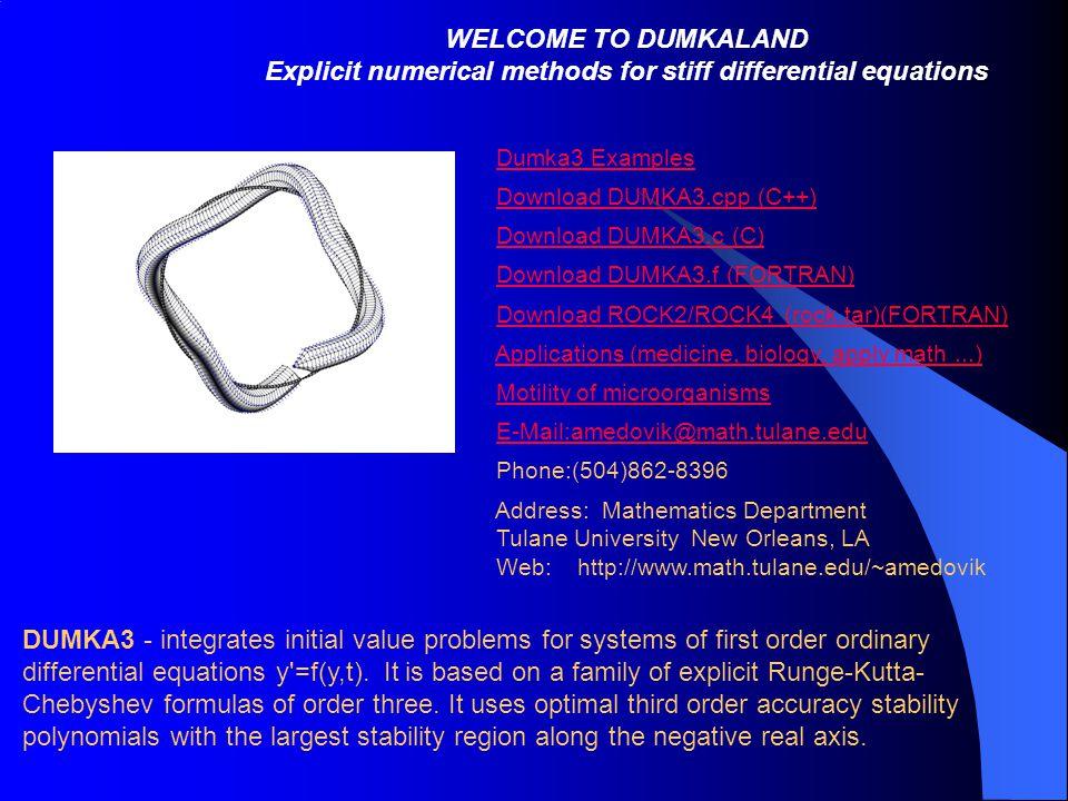 Stability function of explicit Runge-Kutta method